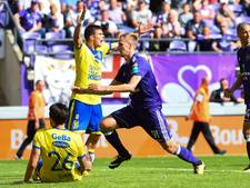 Anderlecht kent dramatische seizoensstart