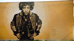 Nieuw postuum album van Jimi Hendrix: 'Both sides of the sky'
