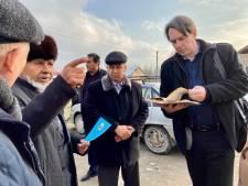 Goudmijn aan informatie ligt open voor onderzoek naar de 101 vermoorde Oezbeken