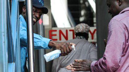 Coronavirus in steeds meer Afrikaanse landen
