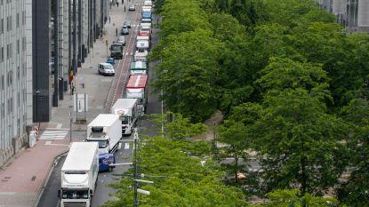Vlaanderen wil tolnetwerk vrachtwagens opnieuw uitbreiden