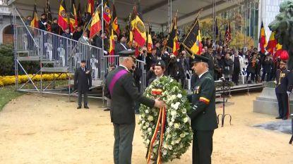 België herdenkt einde Eerste Wereldoorlog