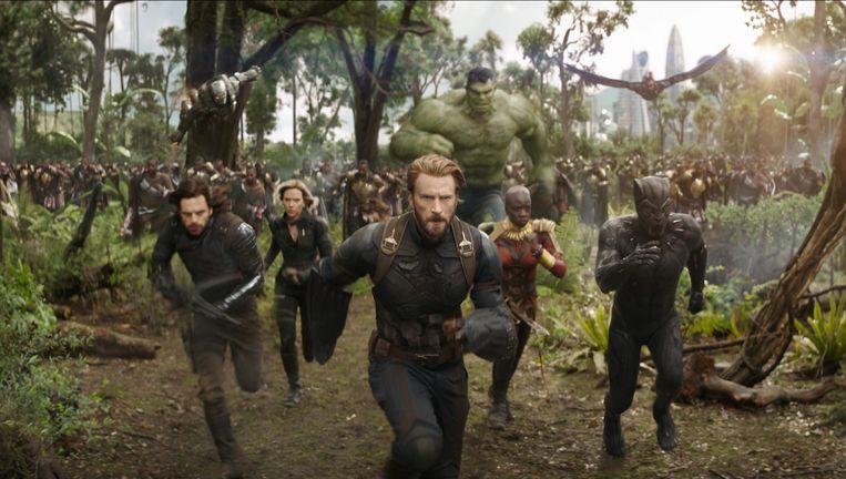 null Beeld Avengers: Infinity War