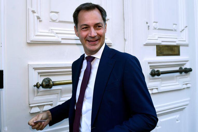 Minister van Digitale Agenda Alexander De Croo.