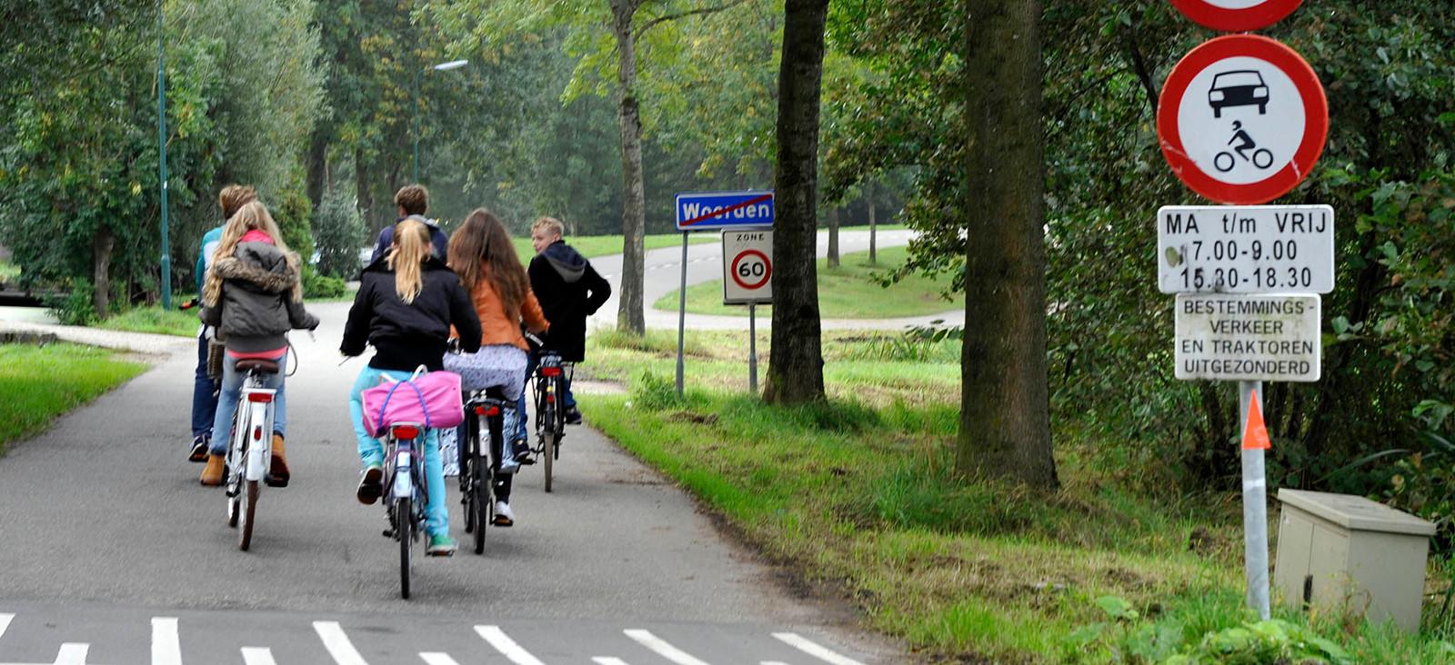 Cattenbroekerdijk in Woerden