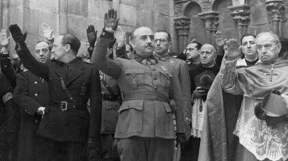 Lichaam Spaanse dictator Franco wordt binnen de twee weken opgegraven en verplaatst
