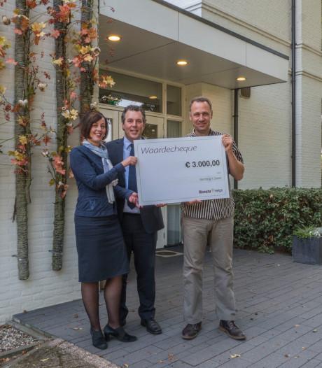 Monuta schenkt 3.000 euro voor voorstelling over laatste levensfase