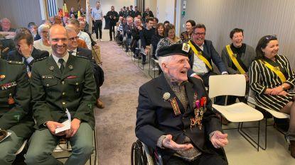Oorlogsveteraan Alois Van Craen overleden op 100-jarige leeftijd