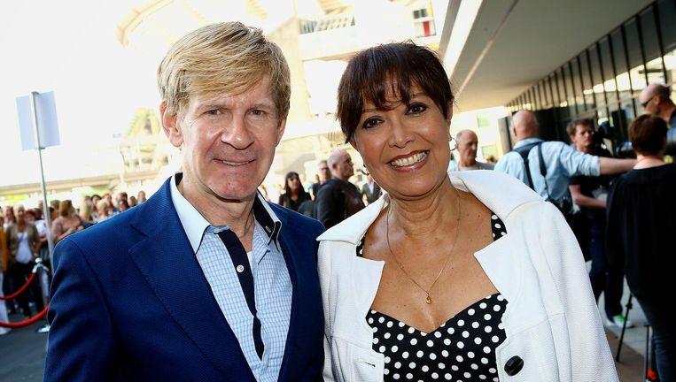 Van den Krommenacker was ruim 35 jaar bevriend met de zangeres en presentatrice Beeld anp