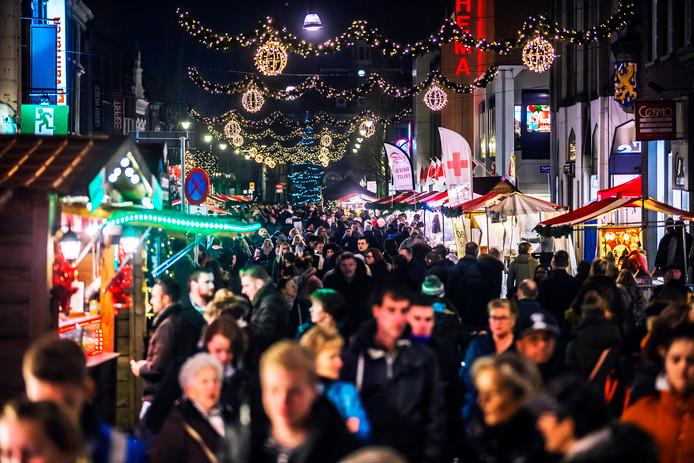 Dordrecht Weer Populair Met Kerst We Hopen Nu Ook Op Japanners