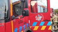Brandweer dooft afvalbrandje aan Vogelenzang