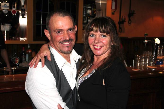 Salsakoppel Astrid en Louis van Esch openen dansschool L.A. in Oss. (privéfoto Astrid en Louis van Esch)