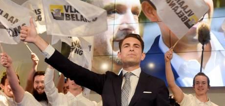 """Le Vlaams Belang """"veut prendre ses responsabilités"""" en ce """"dimanche d'espoir"""""""