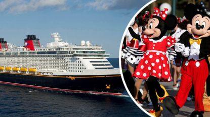 Disney lanceert magisch cruiseschip nabij Rome