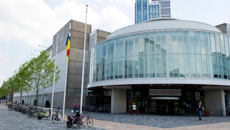 Het stadhuis van Almere. Beeld ANP