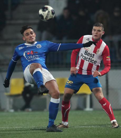 Kersten en Velkov weer in defensie FC Den Bosch