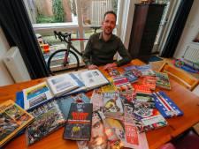 Wielerfanaat uit Helmond strikt oud-profs Tankink en Kroon als commentatoren