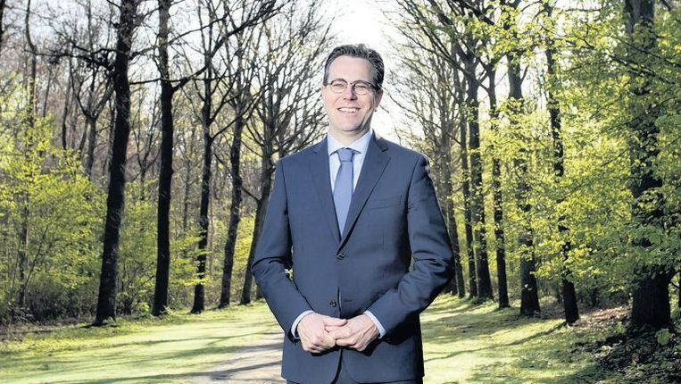 Marc van den Tweel: 'Onze Oerrr-campagne, om kinderen de natuur te laten ontdekken, zou je volksverheffing kunnen noemen.' Beeld Maartje Geels