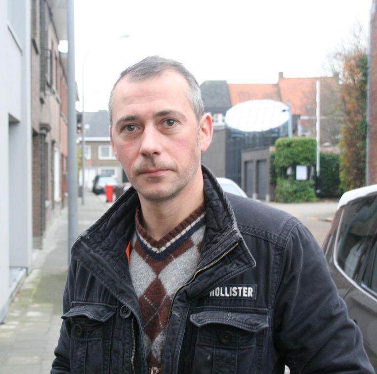 Slachtoffer Severino Werbrouck.