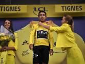 Egan Bernal nouveau maillot jaune après une 19e étape sans vainqueur