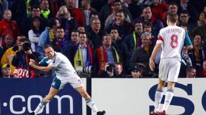 Te gek voor woorden: hoe Craig Bellamy John Arne Riise toetakelde met golfclub en dat incident 'vierde' na goal in Camp Nou