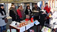 Kerstkoekjes op markt tegen ALS