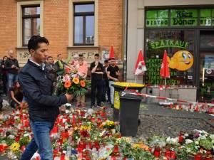 Le propriétaire du kebab attaqué à Halle fait don du restaurant aux employés