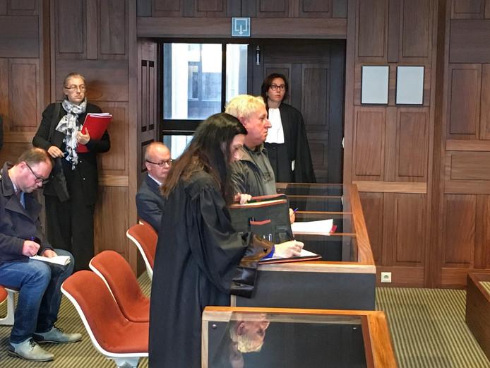 Alain kwam het arrest vrijdagmorgen zelf aanhoren in de rechtszaal.