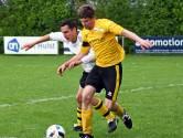 Topper Sluis met hangen en wurgen langs hekkensluiter FC Moerstraten