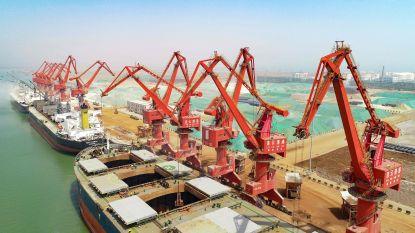 Chinese economie groeit in eerste kwartaal met 6,8 procent