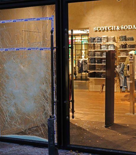 Inbraak in kledingwinkel Waalwijk mislukt