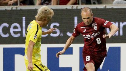 De Japanse monden vallen meteen open: eerste goal Iniesta is een pareltje