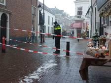 Handgranaat gevonden in Culemborg, Oude Vismarkt tijdje afgesloten