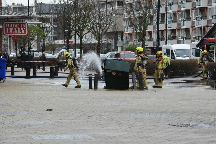 Stadhuis Rijswijk ontruimd na gaslek