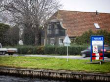Huis aan drukke weg in Hasselt raakt ernstig beschadigd, mogelijk door verkeer: 'Echt triest'
