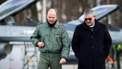 Commandant van Belgische luchtmacht hamert op meer investeringen in personeel voor Defensie