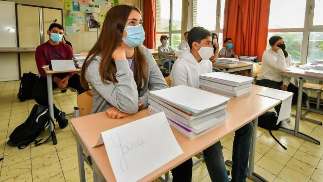 """Leuvense leerlingenraad schrijft open brief naar alle directies: """"De optelsom van huiswerk, afstandsonderwijs én mentale druk wordt ons te veel"""""""