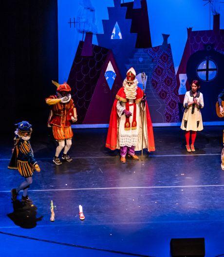Sinterklaas-voorstelling in Stadstheater Arnhem is een feest voor kind én artiest