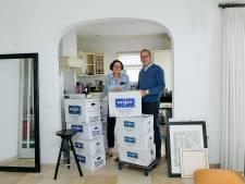 Burgemeester Molenlanden is al drie keer verhuisd, maar zoekt toch nog een permanente woning