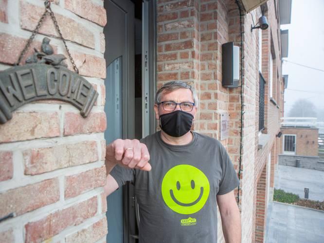 """Danny (53) ving doodsbange man op die ontsnapt was aan zijn ontvoerders: """"Je gaat toch niet opendoen, riep mijn vrouw nog"""""""