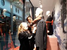 Elize (10) is de baas in de H&M