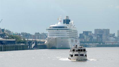 Cruiseschepen krijgen korting op brandstof als ze kiezen voor Antwerpse haven
