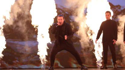 """Explosies in plaats van muziek: livestream songfestival tijdje gehackt """"door Hamas"""""""