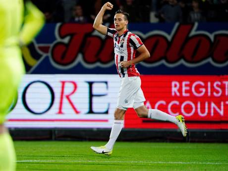 Heerkens wil seizoen afmaken met Willem II: 'Maar het is raar en dubbel'