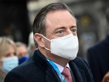 Bart De Wever ne comprend pas la fermeture des restaurants, Marius Gilbert objective, les Régions promettent de l'aide
