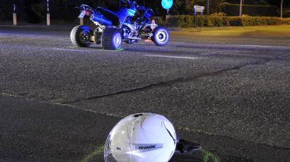 Twee jongeren ernstig gewond na ongeval met quad