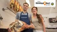 """Maaslandse boerenhesp van Slagerij Slootmaekers: """"Tapas, slaatje of pasta? Onze gezouten hesp maakt van elk gerecht een waar genot"""""""