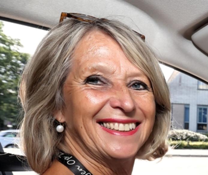 Wethouder Yvonne Kammeijer.