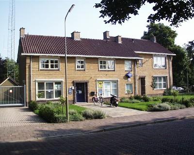 De politie in Putten blijft voorlopig beschikbaar in het politiebureau aan de Brinkstraat.