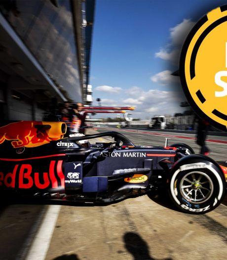 Podcast | 'Verstappen foutloos, maar de RB16 moet sneller voor de titel'